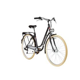 Ortler Detroit EQ Rower miejski 6 biegów czarny